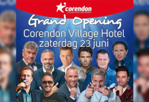 Grand opening Corendon Village hotel