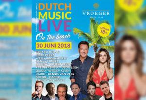 Dutch Music Live @ the Beach