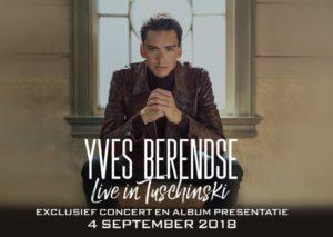 Yves Berendse Live in Tuschinski