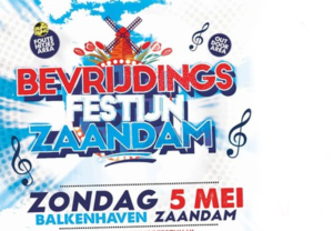 Bevrijdingsfestijn Zaandam
