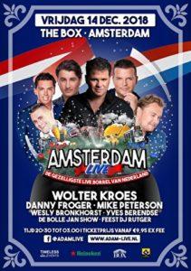 Amsterdam Live