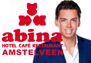 Abina live Pinkster party